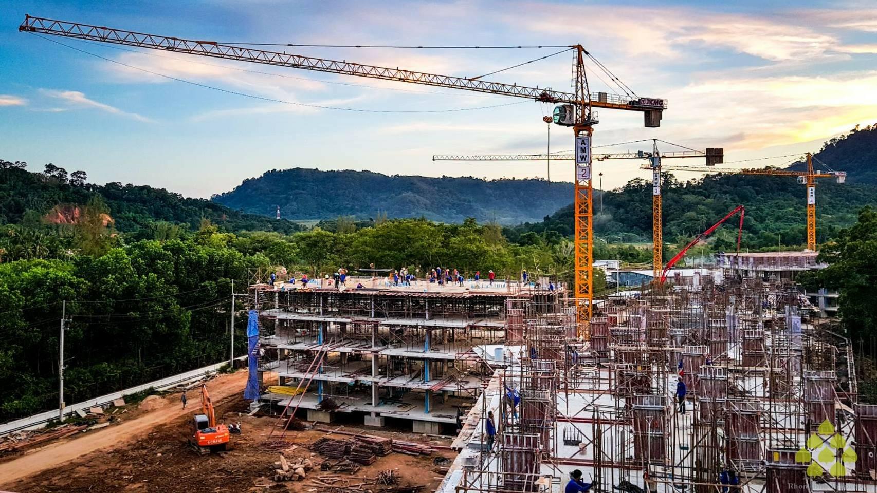 строительство жк тайтл най янг Пхукет